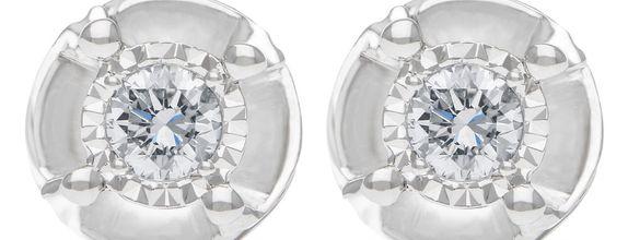 Diamond Earrings E16053-20