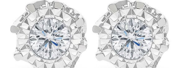 Diamond Earrings E16066-27