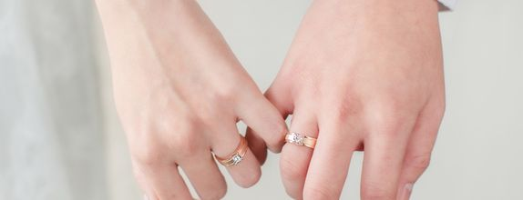 Cincin Wedding Berlian Eropa - Diamond Rings By Maximillian and Mary.