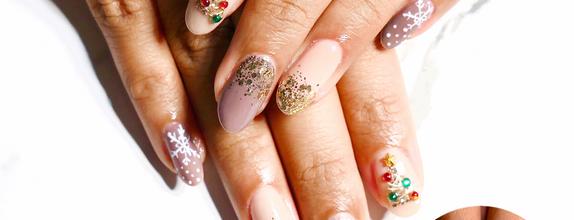 Pixie Dust Nail - Jingle nails