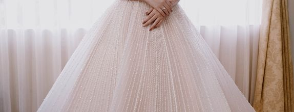 Daisy - A Line Wedding Gown