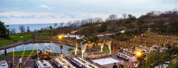 Bukit Pandawa Wedding Reception 1