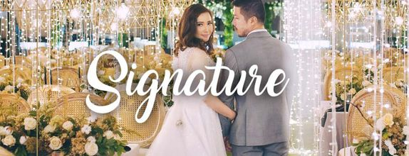 Filia Signature Wedding Package (Photography + Videography)