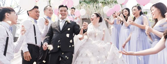 Elopement 6 hours Wedding by Écru Pictures