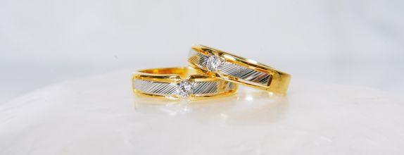 Grend M Wedding Ring