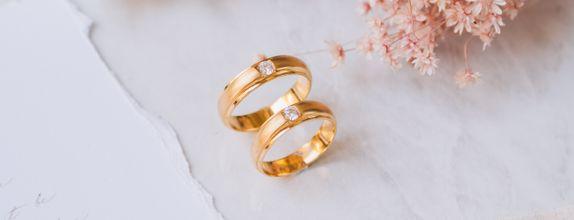 De Bear Wedding Ring
