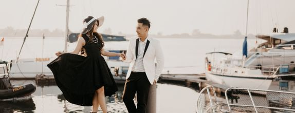 Elnath - SINGAPORE PREWEDDING PROMO