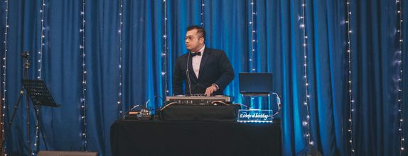 Go Intimate Wedding DJ Package 100 Pax