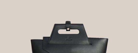 New Doxogami Zip - Black