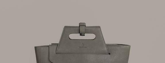 New Doxogami Zip - Shadow Gray