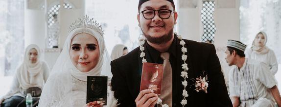 WEDDING CINTA (Photo + Video + Drone)