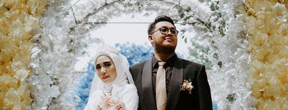 WEDDING SAYANG (Photo + Video)