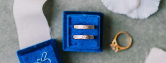 Agusting Wedding Ring