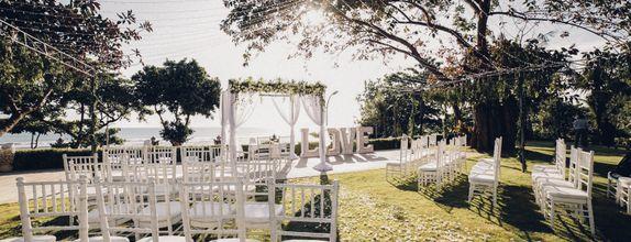 Padma Resort Legian - Outdoor Reception Package