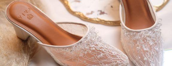Wedding Shoes Custom Basic - Aquila (heels 7 cm)