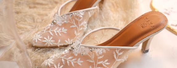Wedding Shoes Custom Basic - Elena (heels 7cm)