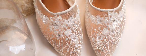 Wedding Shoes Custom Basic - Zoey (heels 7 - 9 cm)