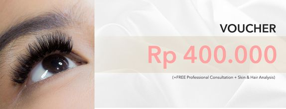 Voucher Klinik Kecantikan Premiera Skincare Semarang | VOUCHER EYELASH