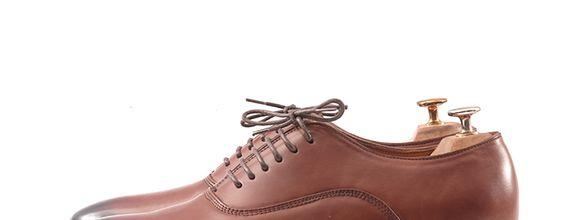 Sepatu Pengantin Pria - Edgar Classic Brown