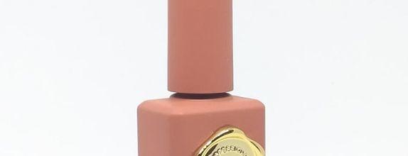 Kutek Nail Art Professional Gel Polish Show Me - Dark Peach Edge