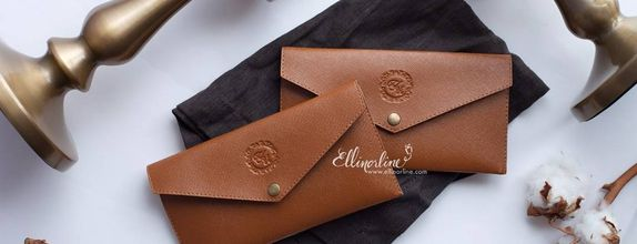 Envelope Leather Pouch (small)