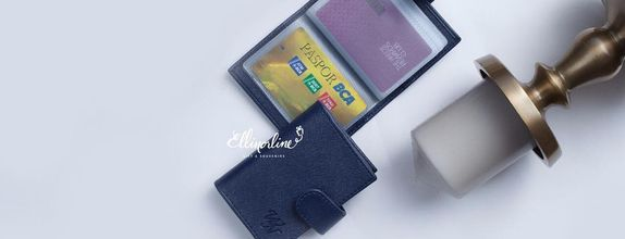 Card Wallet with Plastic