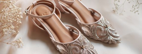 Wedding Shoes Custom Basic (heels 3-5cm)