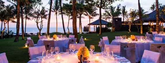 The Legian Seminyak Platinum Sunset Wedding