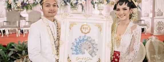 Seserahan Indonesia - Mahar Pernikahan Luxury Frame