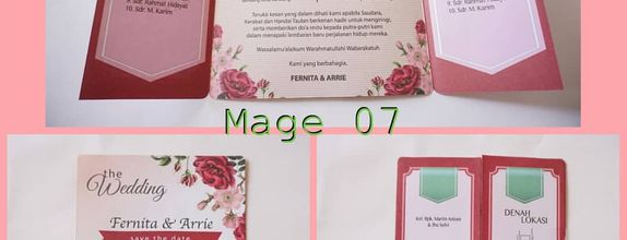 Undangan Blanko - Album Mage (07-10)