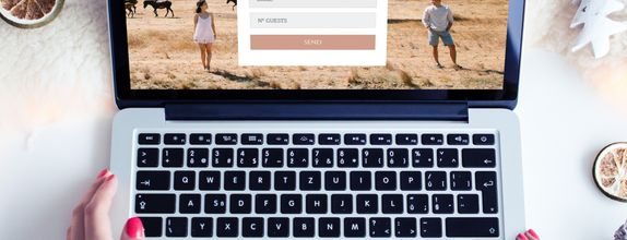 Bowbei Wedding Website Designer Paket Gold