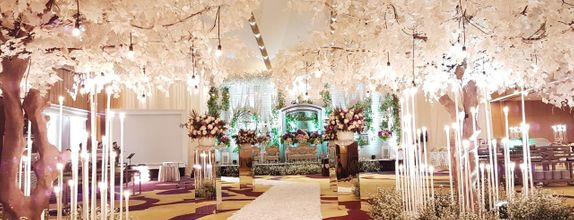 HOTEL CIPUTRA JAKARTA (ALL IN WEDDING PACKAGE - RECEPTION)