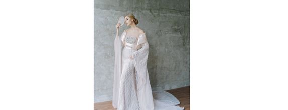 Guan Dress Mermaid Wedding Gown