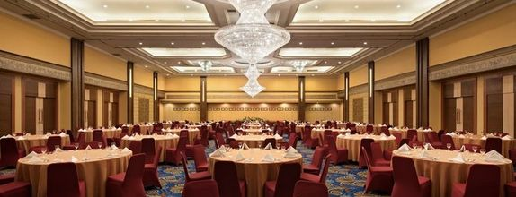 HOTEL GOLDEN BOUTIQUE ANGKASA (ALL IN WEDDING PACKAGE - RECEPTION)