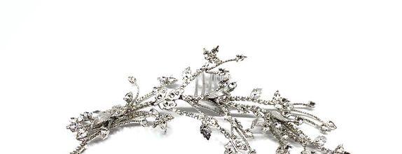 EPABRIDAL Kate Moss 1 Gardenia Wedding Accessories