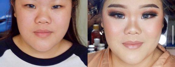 Bridesmaid Airbrush Make Up & Hair Do - DEV Make Up Artist