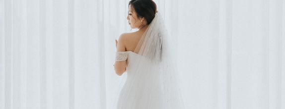 4 MIL Discount Voucher for Wedding Gown