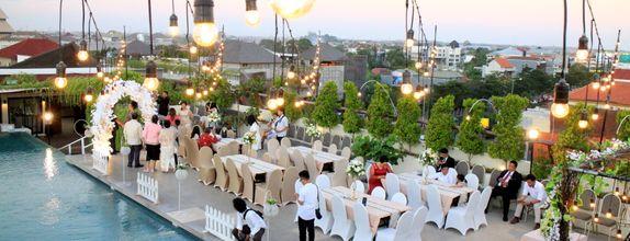 The Atanaya Hotel Bali Premium Wedding Package