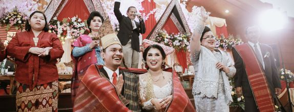 BATAK WEDDING PHOTO + VIDEO by UNIQUA STORIES
