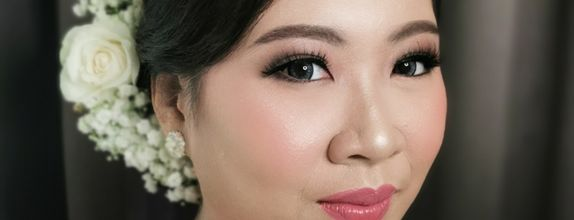 Airbrush Wedding Makeup