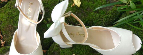 Custom Heels Wedding Shoes