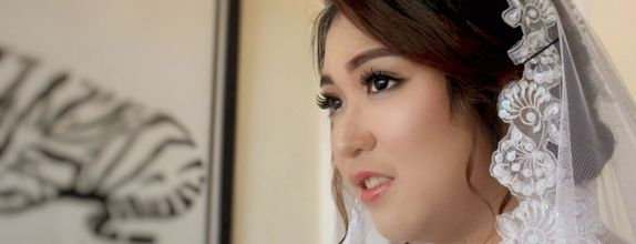 Wedding Makeup (Ceremony & Reception)
