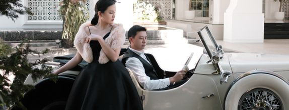 2 Days Pre Wedding Bandung by Gio