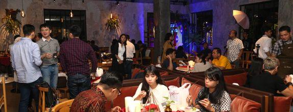 PRIVATE EVENT VENUE PACKAGE AT KILO KITCHEN JAKARTA