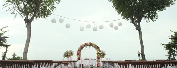 Intimate Wedding with the autentic art at Sudamal Resorts