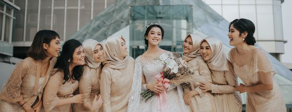 Inframe Wedding Photo Video Package A