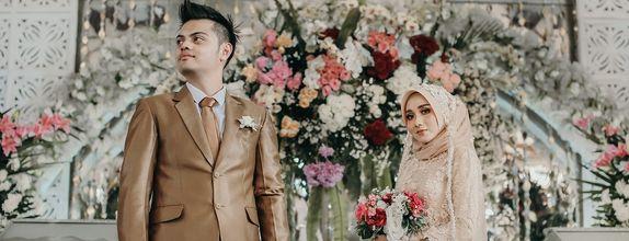 Paket Foto Wedding - Gold