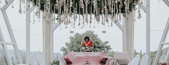 The Diamond - Buffet Wedding Package