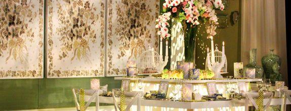 DP Intimate Indoor Wedding