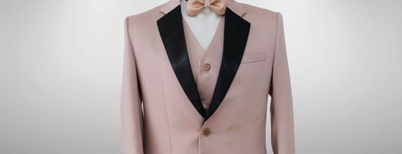 Custom made men suit
